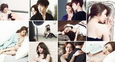 Additional Spreads Of Yoon Eun Hye & Seo Kang Joon From High Cut's Vol. 120 | Couch Kimchi
