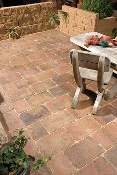 Garden Stones Trommelsteen 20x30x5 cm voor 10,95 euro p/m2 - diverse kleuren - palletactie - op=op - geldig t/m 17 mei 2013