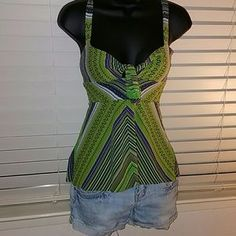 I just added this to my closet on Poshmark: 🆕*Cute Free People Convertible Tank*🆕. Price: $20 Size: XS-S