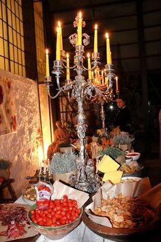 Τα Tomaccini ήταν καλεσμένα στο Τραπέζι που έστρωσε ο Nomad Chef Andreas Lagos στην Γκαλερί Ζουμπουλάκη την Τρίτη 17 Δεκέμβρη 2013