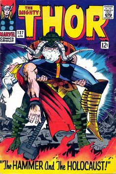 The Mighty Thor #127