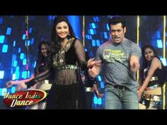Salman Khan JAI Ho SPECIAL in Dance India Dance 4 18th January 2014 FULL EPISODE