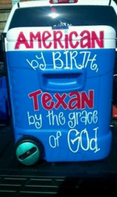 Texas Pride. this if for my hubby. Not me I was born in this wonderful state