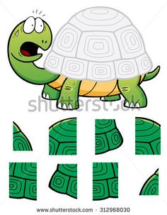 Vector Illustration of Education Jigsaw Puzzle Game for Children. Preschool Learning Activities, Free Preschool, Preschool Worksheets, Educational Activities, Preschool Activities, Quiet Time Activities, Baby Learning, Infant Activities, Puzzles Für Kinder