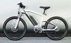 BMW announces a new E-bike for 2014