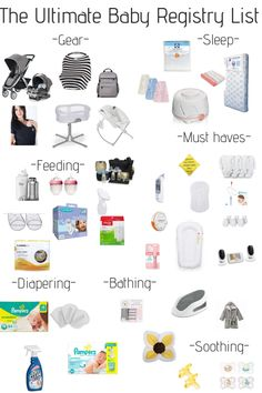 The Ultimate Baby Registry List – With Love Claudia The Ultimate Baby Registry List – With Love Claudia,Baby must haves The Ultimate Baby Registry List – With Love Claudia Related posts:Practical Baby Items List:. Best Baby Registry, Baby Registry Items, Baby Registry Must Haves, Baby Registry Checklist, Target Registry Baby, New Baby Checklist, Baby Registry Essentials, Baby Shower Registry, Baby Must Haves