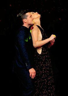 Jennifer Lawrence & Josh Hutcherson - Joshifer - MJ2 promo London - Londres - November 2015