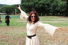 Şile bezi el dikişi geleneksel elbise