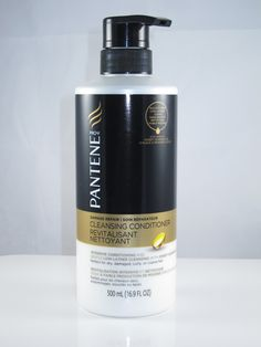 Pantene Cleansing Conditioner Review