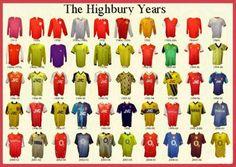The Highbury Years.