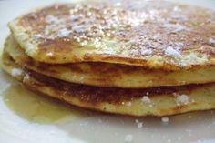 Lemon Souffle Pancakes                          raspberricupcakes.com