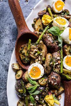10 recettes de salades simples et efficaces à 3 ou 4 ingrédients - Les Éclaireuses