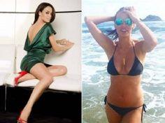 "Ea a ""topit"" 15 kilograme in 7 zile Bikinis, Swimwear, Fitness, Fashion, Bathing Suits, Moda, Swimsuits, Fashion Styles, Bikini"