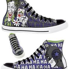 Converse X DC Comics Shoes Cool Converse deacd4e78