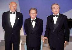 """Vianello-Mike -Corrado dalla trasmissione """"I tre tenori"""" (1998)"""