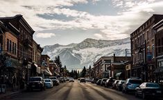 Fernie- British Columbia your small town charm. British Columbia, Western Canada, Best Kept Secret, Photo Caption, Travel Tours, Travel List, Going On Holiday, Love, Far Away