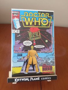 Doctor Who #22 Rare Marvel Comic 1986 VF/NM Comic Books Art, Book Art, Comics For Sale, Doctor Who, Marvel Comics, Action Figures, Indie, Horror, Ebay