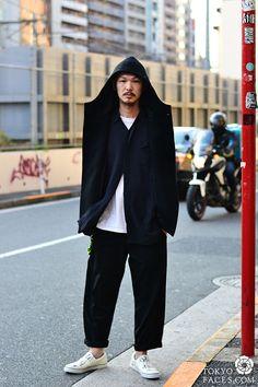 Japanese streetwear inspiration album I threw together - Album on Imgur
