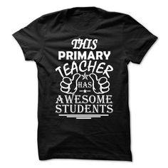 Primary Teacher T Shirts, Hoodies, Sweatshirts. CHECK PRICE ==► https://www.sunfrog.com/No-Category/Primary-Teacher--68036944-Guys.html?41382