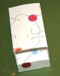 Lavoretti per bambini - scatole di fiammiferi