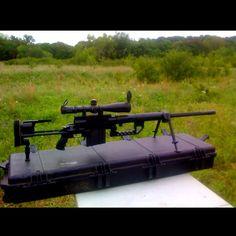 CheyTac .408 sniper rifle Tactical Rifles, Firearms, Sniper Rifles, Shotguns, Winchester, Cool Guns, Awesome Guns, Ar Rifle, Military Guns
