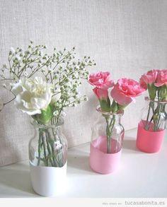 Jarrones hechos a mano para decoración de casa 9