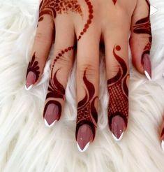 Mehndi Designs For Fingers, Henna Designs, Wedding Dance Video, Mahendi Design, Henna Mehndi, Henna Patterns, Fancy, Tattoos, Pretty