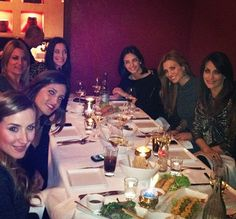Real Madrid wives/girlfriends eating out together .. So cute