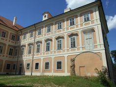 Březno- chateau(distr. Mladá Boleslav, central Bohemia)