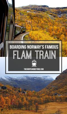Boarding Norway's most famous train: the Flåm Railway