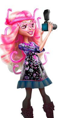 monster high new dolls Monster High Art, Monster High Characters, Love Monster, Monster High Dolls, Bratz Doll, Barbie Dolls, Rosabella Beauty, Ever After High, 6th Birthday Parties