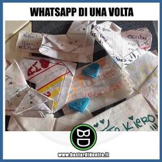 #bastardidentro #whatsapp #messaggi www.bastardidentro.it