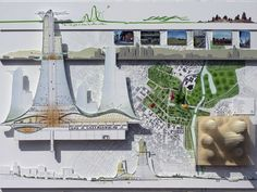 Six Visions for the Los Angeles Union Station Master Plan - Renzo Piano Building Workshop