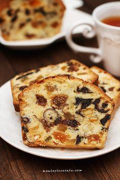 Keks królewski - najlepszy! Fruit Cake