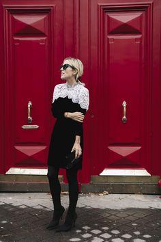Velvet & Lace Dressing