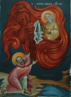 Orthodox Catholic, Orthodox Christianity, Byzantine Icons, Byzantine Art, Religious Icons, Religious Art, Old Testament, Orthodox Icons, Christian Art
