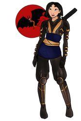 Mulan Cain by FlamingRedZombie Social Community, My Arts, Wonder Woman, Deviantart, Superhero, Artist, Fictional Characters, Women, Artists