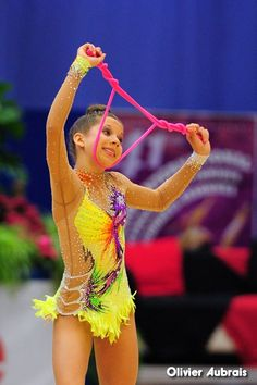 Natalie Bourand (USA), junior, Corbeil 2015
