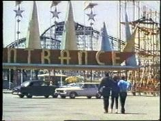 Remembering when. Before Disneyland, there was the Long Beach Pike.