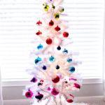 Color Blocked Tree