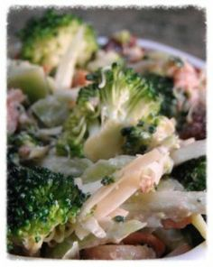 Broccoli Salad Recipe - Back Roads Living