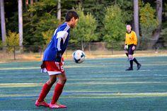 Team America 96 (TAFC96) vs BFC Barca 96 Elite (NCSL U18/U19 Division 1, October 5, 2014)- Christian Ramirez #9