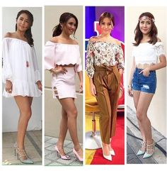 kaths outfits Casual Wear, Casual Outfits, Fashion Outfits, Kathryn Bernardo Outfits, Daniel Padilla, Child Actresses, Celebrity Outfits, Picture Collection, Celebs