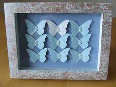 Butterfly frame @Susanne Kean