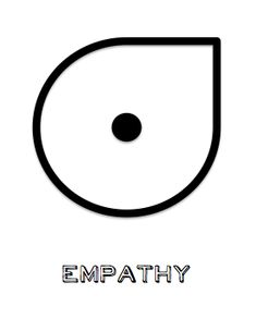 "Glyph for ""Empathy"""