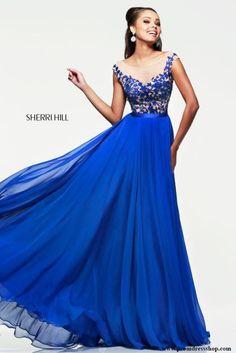 38fd29b9aa4 Sherri Hill Dress 11151 at Prom Dress Shop Šaty Na Výroční Setkání