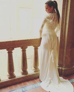 White Chiara convence #whitechiara #whitegatache #loveit #blogmoda #blognovias #wedding #weddingdrees #weddingstyle #bridal #bride #novias #novias2016 #bodas #atelier #altacostura