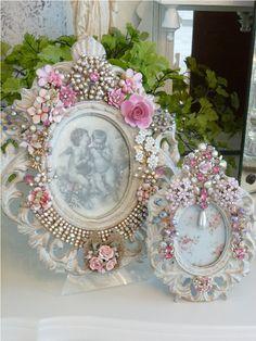 ༻⚜༺ ❤️ ༻⚜༺ Bejeweled Vanity Treasures // By Debbie Del Rosario ༻⚜༺ ❤️ ༻⚜༺