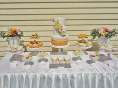 Little Big Company | The Blog: Spring Time Floral Themed Baby Shower by Cakes by Joanne Charmand