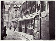 Old George Inn, Southwark, London in 1896